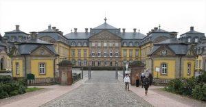 Het kasteel in Arolsen Duitsland waar Emma geboren is.