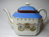 teapot wedding Queen Wilhelmina and Prince Hendrik 1901