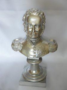 Borstbeeld Willem I ca 1835.